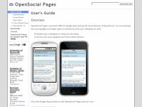 OpenSocial Pages